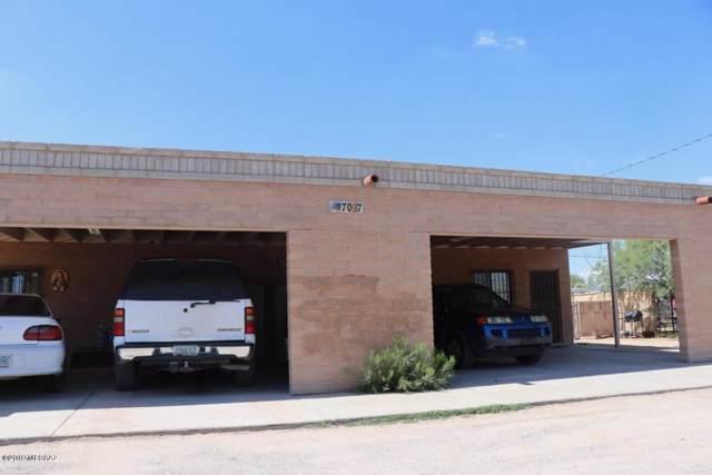 7047 S 6th Avenue, Tucson, AZ 85756 (#21926880) :: Gateway Partners | Realty Executives Tucson Elite