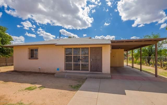 2818 E Norton Vista, Tucson, AZ 85713 (#21926908) :: Gateway Partners | Realty Executives Tucson Elite