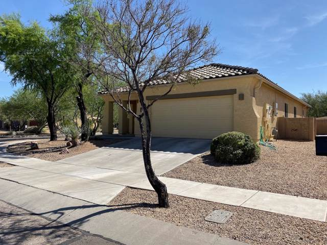 10394 E Valley Quail Drive, Tucson, AZ 85747 (#21926934) :: Long Realty - The Vallee Gold Team