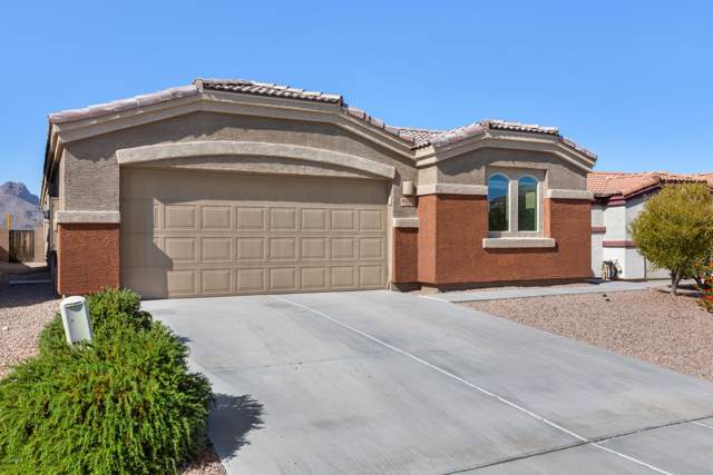 8633 N Continental Links Drive, Tucson, AZ 85743 (#21926946) :: Long Realty - The Vallee Gold Team