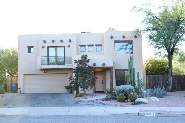 1509 N Rancho Pueblo Court, Tucson, AZ 85712 (#21926956) :: Gateway Partners | Realty Executives Tucson Elite
