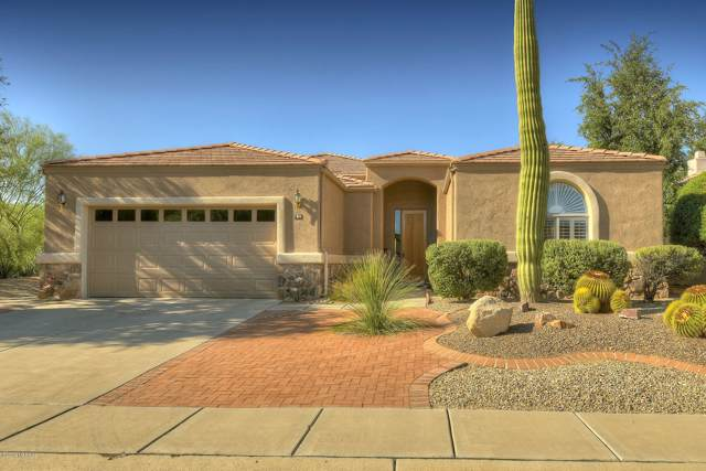 784 W Greenview Place, Green Valley, AZ 85614 (#21926966) :: Long Realty Company