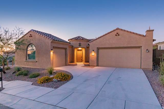 14073 N Bright Angel Trail, Marana, AZ 85658 (#21926974) :: eXp Realty