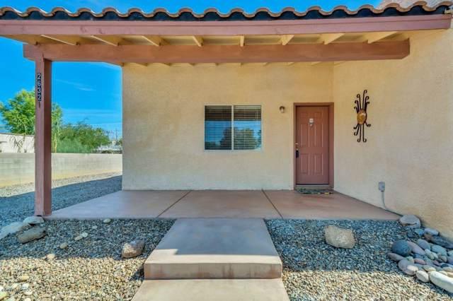 2632 N Columbus Boulevard, Tucson, AZ 85712 (#21927017) :: Long Realty - The Vallee Gold Team