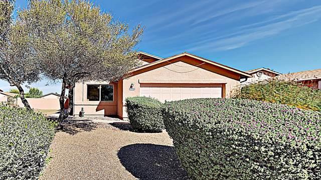 3590 W Trevor Drive, Tucson, AZ 85741 (#21927025) :: Long Realty - The Vallee Gold Team
