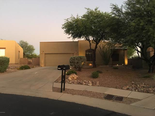 14093 E Copper Mesa Court, Vail, AZ 85641 (#21927029) :: Long Realty - The Vallee Gold Team