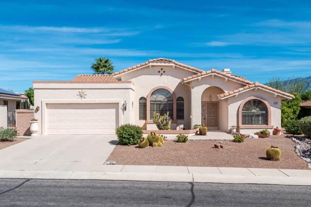 14550 N Chalk Creek Drive, Oro Valley, AZ 85755 (#21927052) :: eXp Realty