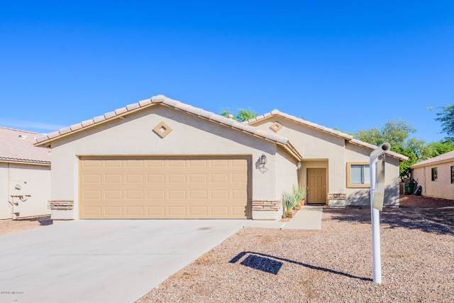 2619 W Cezanne Circle, Tucson, AZ 85741 (#21927060) :: Long Realty Company