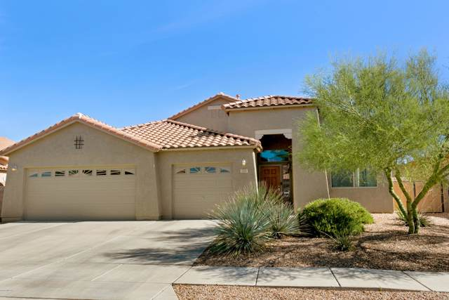 12936 N Bass Canyon Drive, Marana, AZ 85658 (#21927068) :: eXp Realty