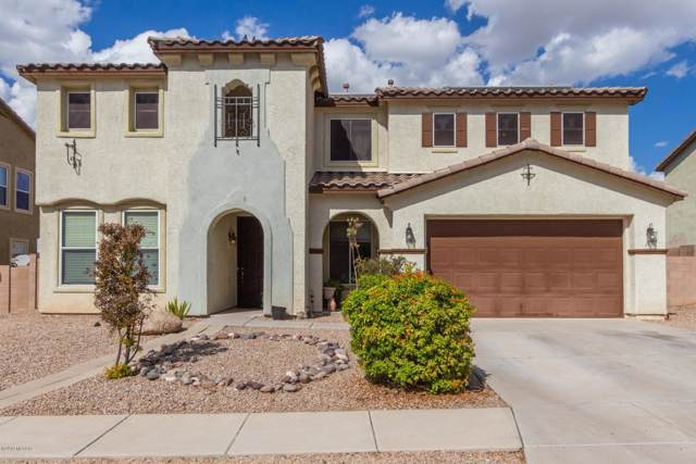 4851 E Starflower Street, Tucson, AZ 85756 (#21927088) :: Long Realty - The Vallee Gold Team
