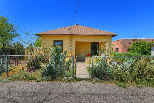 839 S Railroad Avenue, Tucson, AZ 85701 (#21927100) :: Long Realty - The Vallee Gold Team