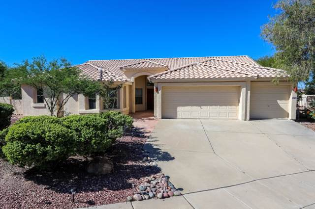 10720 E Silver Vein Drive, Tucson, AZ 85748 (#21927103) :: Long Realty - The Vallee Gold Team