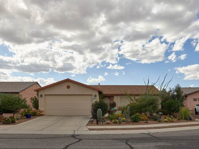 3842 S Desert Lake Drive, Tucson, AZ 85730 (#21927105) :: eXp Realty