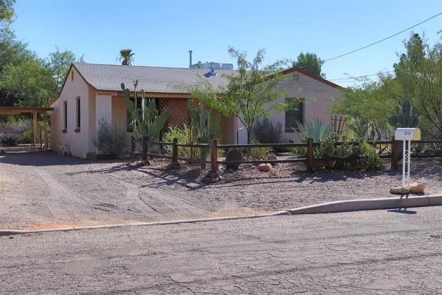2118 N Chrysler Drive, Tucson, AZ 85716 (#21927107) :: Long Realty - The Vallee Gold Team