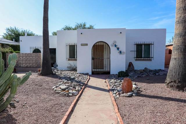 1206 E Copper Street, Tucson, AZ 85719 (#21927113) :: Long Realty - The Vallee Gold Team