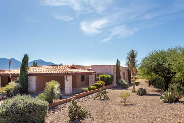 1001 W Calle Del Vencejo, Green Valley, AZ 85622 (#21927126) :: The Local Real Estate Group | Realty Executives