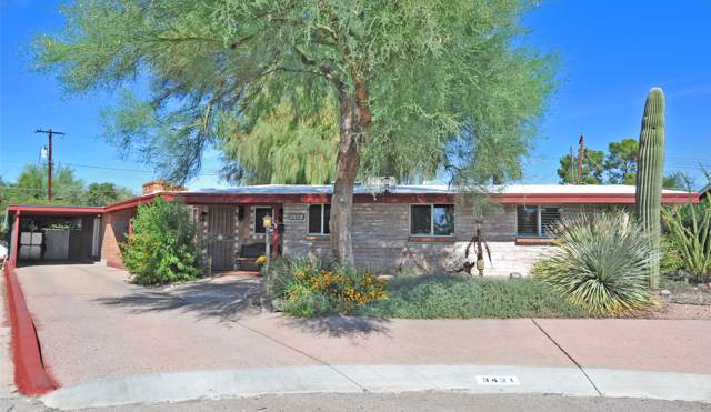 3421 E Bunell Street, Tucson, AZ 85716 (#21927130) :: Long Realty - The Vallee Gold Team