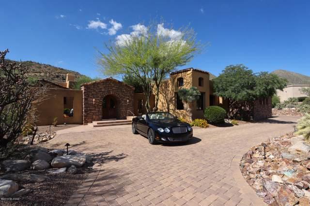 14225 N Rocking Ridge Court, Marana, AZ 85658 (#21927133) :: Long Realty Company