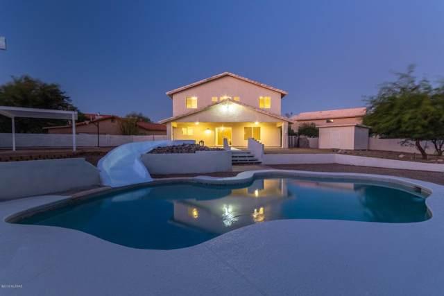 1221 N Placita De Almas, Tucson, AZ 85745 (#21927141) :: Long Realty - The Vallee Gold Team