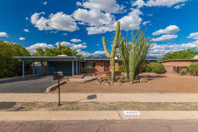 4925 E Copper Street, Tucson, AZ 85712 (#21927162) :: Long Realty - The Vallee Gold Team