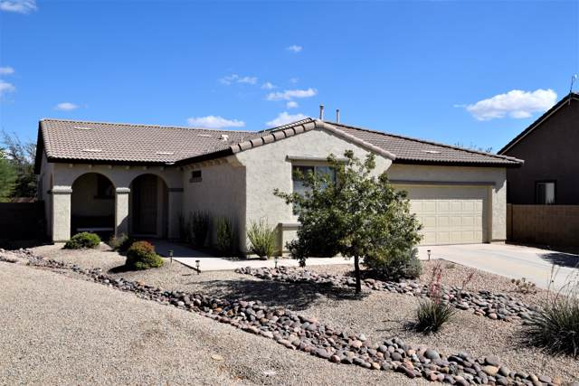 12480 N Bufflehead Drive, Marana, AZ 85653 (#21927185) :: Tucson Property Executives