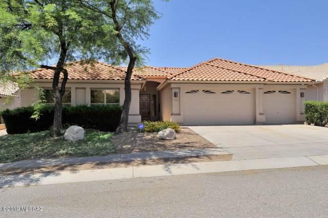 7542 E Placita De La Poesia, Tucson, AZ 85750 (#21927190) :: The Local Real Estate Group | Realty Executives