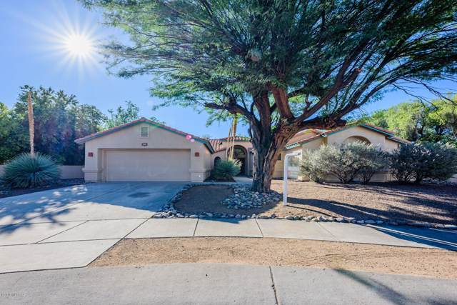 181 W Saddletree Place, Oro Valley, AZ 85755 (#21927192) :: The Local Real Estate Group | Realty Executives