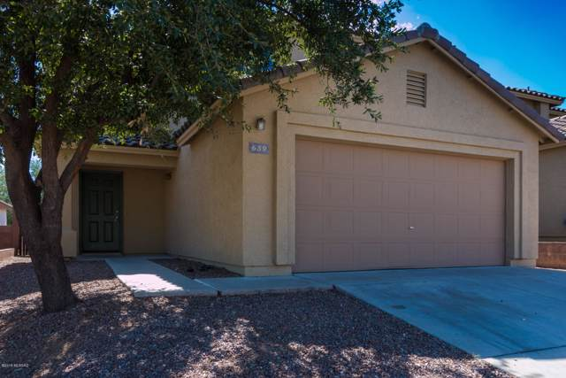 639 W Firehawk Drive, Green Valley, AZ 85614 (#21927195) :: The Local Real Estate Group | Realty Executives