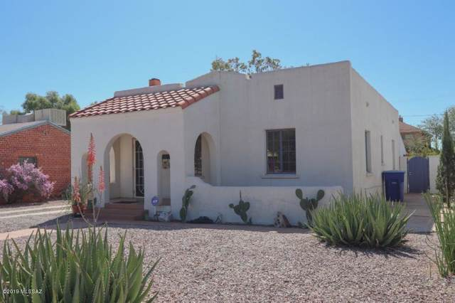 2334 E 1st Street, Tucson, AZ 85719 (#21927205) :: Tucson Property Executives