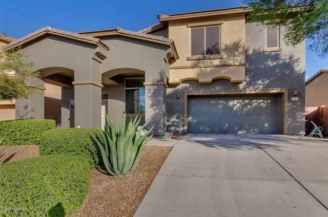 8104 N Wayward Star Drive, Tucson, AZ 85743 (#21927209) :: Long Realty - The Vallee Gold Team
