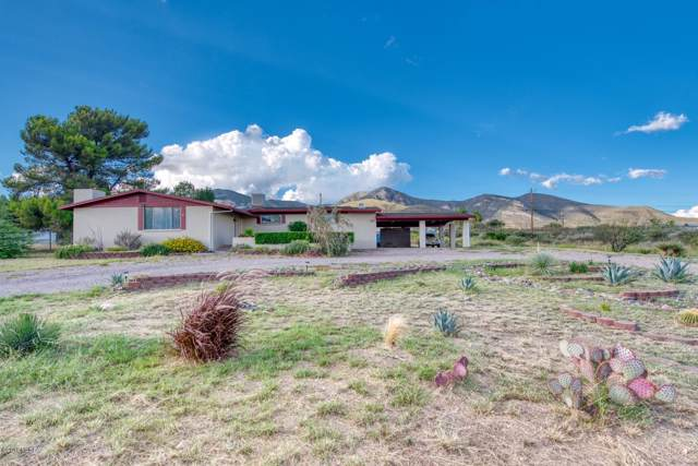 9 Cochise Lane, Bisbee, AZ 85603 (MLS #21927230) :: The Property Partners at eXp Realty