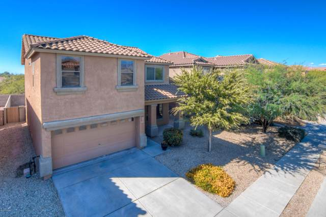 8358 S Hunnic Drive, Tucson, AZ 85747 (#21927233) :: Long Realty - The Vallee Gold Team