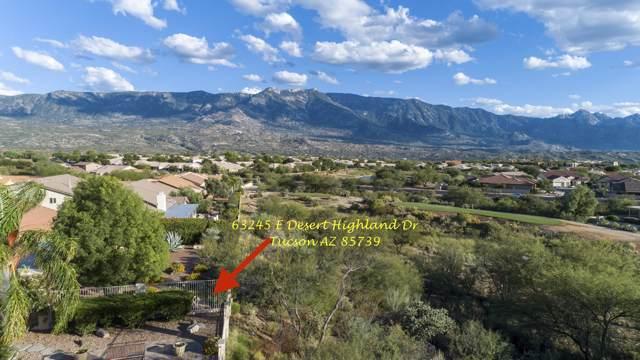 63245 E Desert Highland Drive, Tucson, AZ 85739 (#21927238) :: Long Realty Company