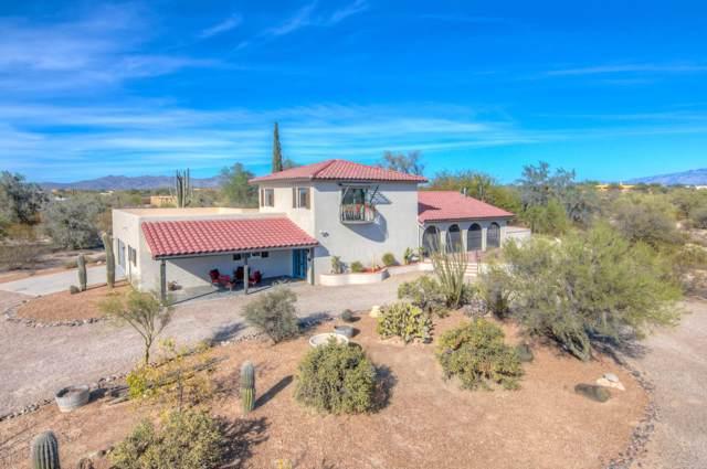 9685 N Linda Vista Place, Tucson, AZ 85742 (#21927246) :: Tucson Property Executives