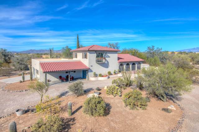 9685 N Linda Vista Place, Tucson, AZ 85742 (#21927246) :: Realty Executives Tucson Elite