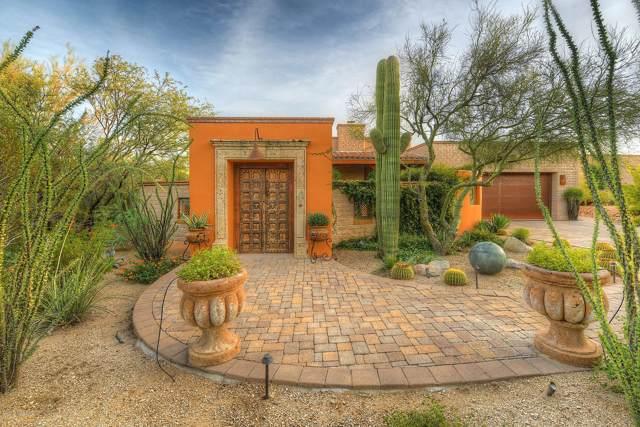 4121 W Adobe Ranch Place, Marana, AZ 85658 (#21927298) :: Long Realty Company