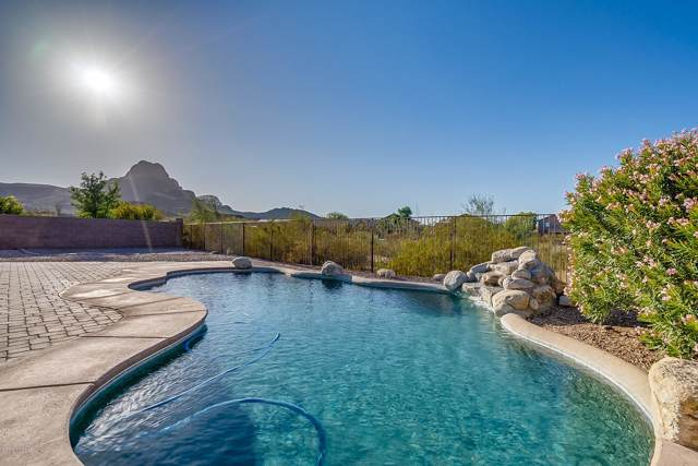 8021 N Higgins Feather Drive, Tucson, AZ 85743 (#21927310) :: Long Realty - The Vallee Gold Team