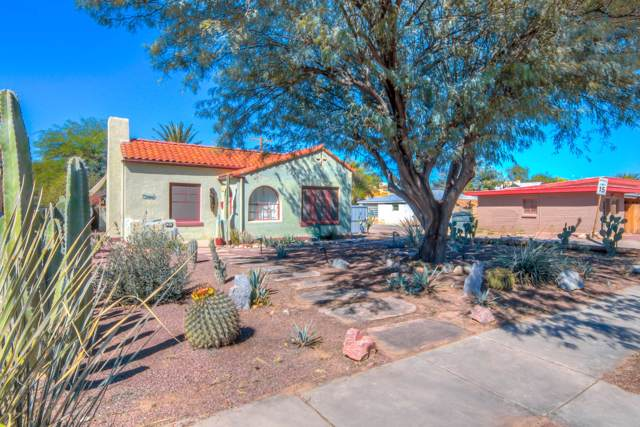 425 N Sawtelle Avenue, Tucson, AZ 85716 (#21927322) :: Long Realty - The Vallee Gold Team