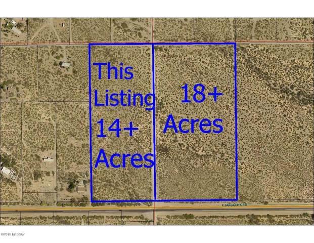 None E Sauarita Road E, Sahuarita, AZ 85629 (#21927336) :: Long Realty Company