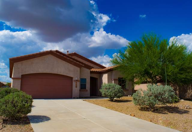 1468 W Big Room Place, Benson, AZ 85602 (#21927343) :: Long Realty Company
