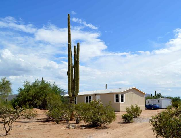 11555 W Orange Grove Road, Tucson, AZ 85743 (#21927356) :: Realty Executives Tucson Elite