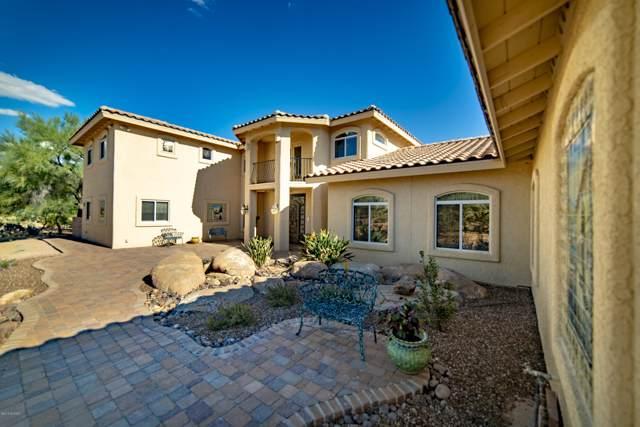 1675 W Twin Buttes Road, Sahuarita, AZ 85629 (#21927367) :: Long Realty Company