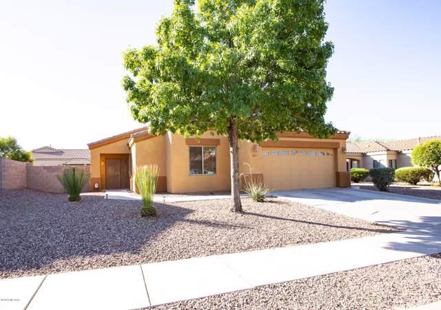 6273 W Copper Leaf Drive, Tucson, AZ 85757 (#21927372) :: Long Realty Company