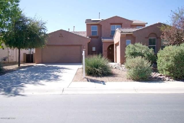 11281 W Ruddy Drive, Marana, AZ 85653 (#21927386) :: Long Realty Company