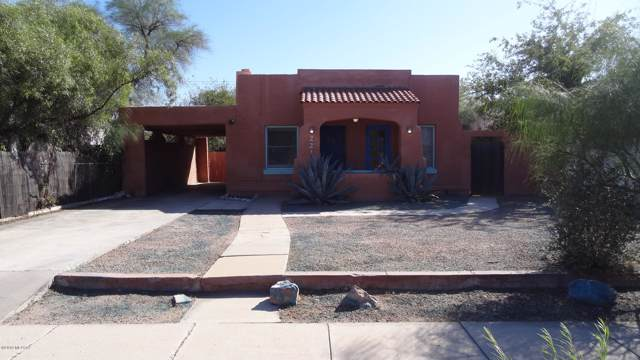 2216 E 6th Street, Tucson, AZ 85719 (#21927402) :: Long Realty - The Vallee Gold Team