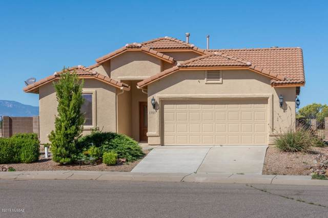 1705 S Tenen Pass Drive, Benson, AZ 85602 (#21927407) :: Long Realty Company