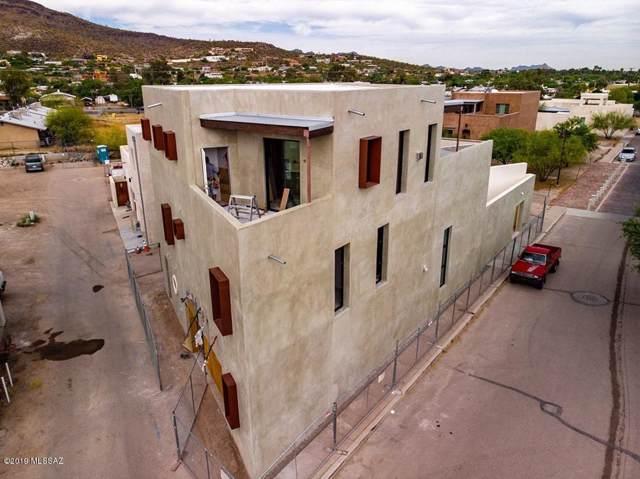 256 S Avenida Del Palo Fierro #69, Tucson, AZ 85745 (#21927442) :: Kino Abrams brokered by Tierra Antigua Realty