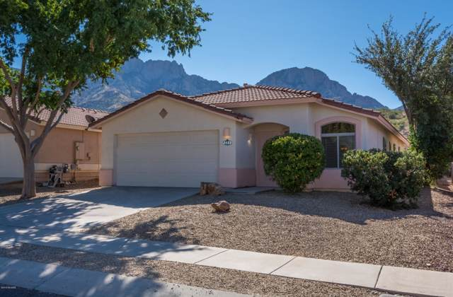 2488 E Stone Stable Drive, Tucson, AZ 85737 (#21927470) :: The Local Real Estate Group | Realty Executives