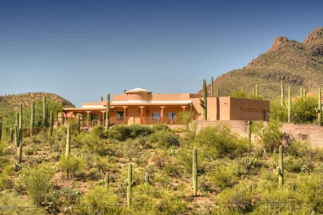 3151 W Mockingbird Lane, Tucson, AZ 85713 (#21927485) :: Long Realty Company
