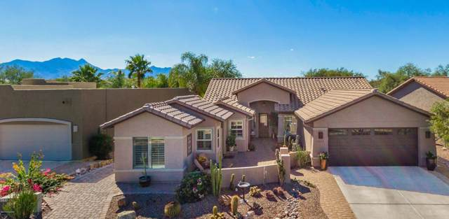 1263 N Rams Head Road, Green Valley, AZ 85614 (#21927503) :: Long Realty - The Vallee Gold Team
